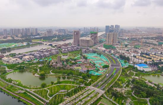 北京城市副中心今年新设外商投资企业71家,金融生态圈加速形成图片