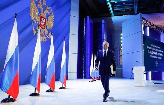 是什么问题,让普京在国情咨文中致歉?