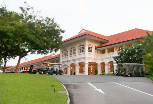 """""""特金会""""将在圣淘沙嘉佩乐酒店举行。(来源:新加坡《联合早报》)"""