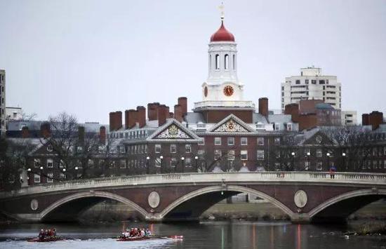 ▲资料图片:2017年3月7日拍摄的美国马萨诸塞州剑桥市哈佛大学。新华社/美联社