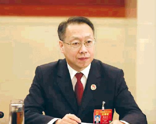 陕西省检察院检察长杨春雷 任最高检副检察长图片
