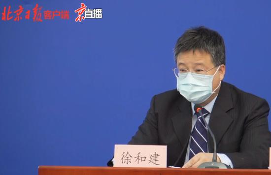 北京:对重点区域重点人员要应检尽检,不漏一人图片