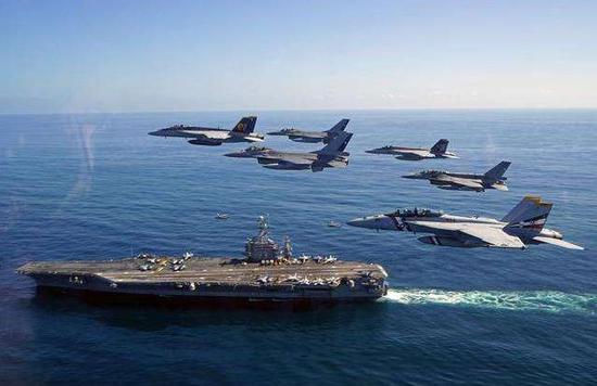 ▲1990年海湾战争爆发,黎巴嫩内战结束
