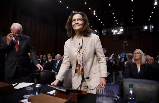 哈斯佩尔另一个极具争议的问题是她不仅使用酷刑,还涉嫌销毁相关刑讯录像。