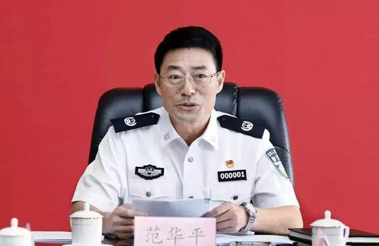 范华平任山东副省长公安厅长(图/简历)|海南|云南
