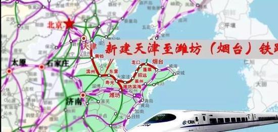 杏悦代理,天津看海高铁线路杏悦代理设站方案公图片