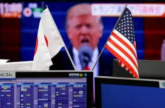 ▲美国暂时豁免部分盟友钢铝关税,但日本未享受同等待遇。