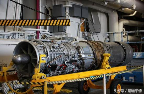 J79型涡喷发动机是美国多款著名战斗机的心脏