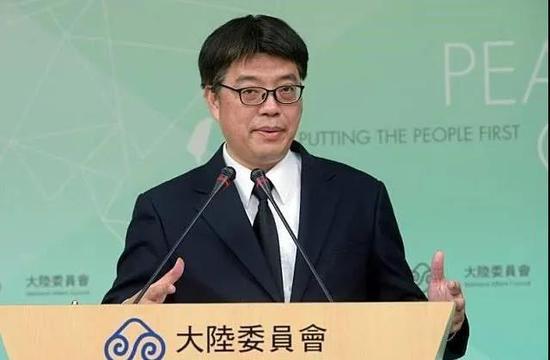 """港台腔:民进党当局别再玷污""""人权""""二字了"""
