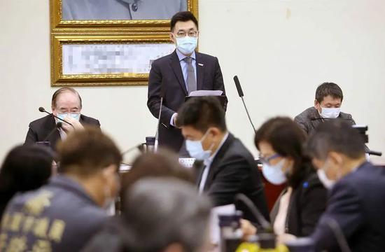 国民党改革委员会成立 苏起加入两岸论述组图片