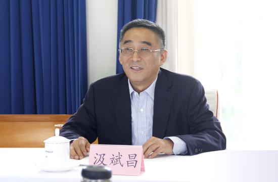 汲斌昌已任山东省领导图片