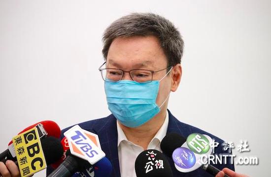 """苏起批蔡英文""""太躁进"""":美国大选后激情过去 台湾会更危险图片"""
