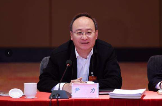 """""""博士""""省长跨省履新省委书记图片"""