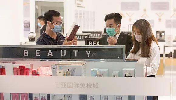 海南真的能取代香港成为中国最大的购物天堂吗?图片