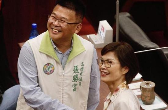 高雄议长补选结果出炉!国民党候选人曾丽燕胜出图片