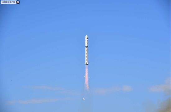 高分九号05星发射成功 搭载发射多功能试验卫星、天拓五号卫星