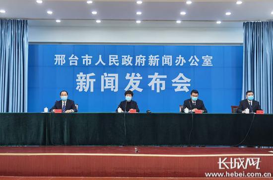 河北邢台南宫:已有10.06万人接种新冠肺炎疫苗图片
