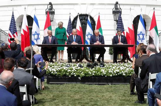 巴以冲突中如何表态?外媒:许多阿拉伯国家寻求平衡