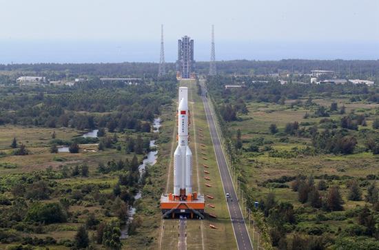 天富号B运载火箭将于5天富月5日傍图片