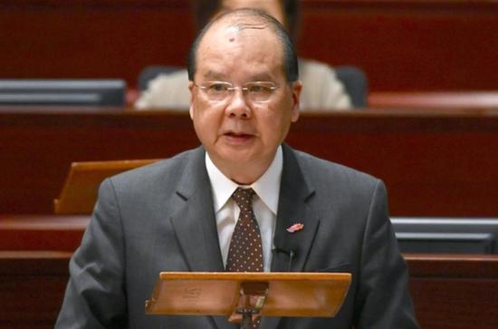 [高德平台]安法是确保香港长高德平台期繁荣图片