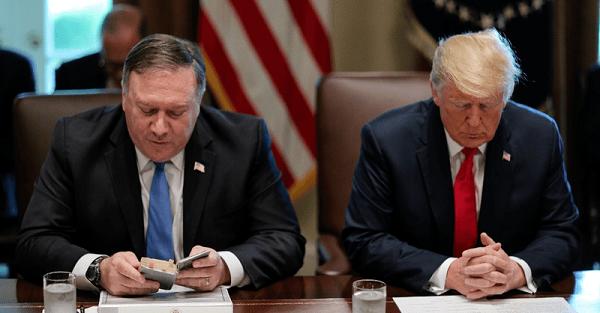 【蜗牛棋牌】美《外交政策》:原教旨主义对美国政治影响有多深