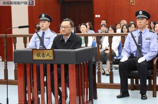 江苏原副省长缪瑞林受贿案一审开庭 涉案720万|缪瑞林