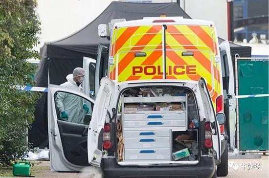 英国大货车发现39具尸体案 有三个最新进展