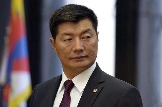 """""""西藏逃亡当局""""喽罗初次窜访白宫"""