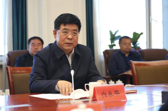 白永平任内蒙古自治区司法厅党委书记,拟提名任厅长图片