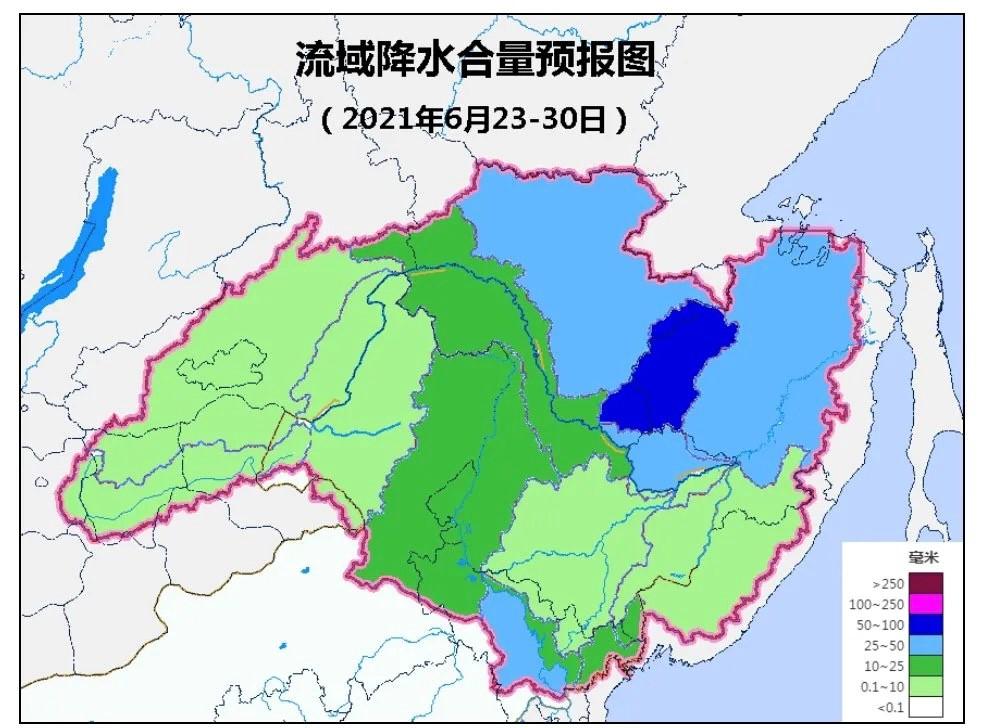 黑龙江省气象台:嫩江站点降水量已与1998年基本持平