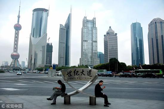 ▲上海。 图片来源:视觉中国