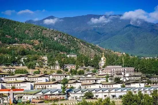 不丹首都廷布