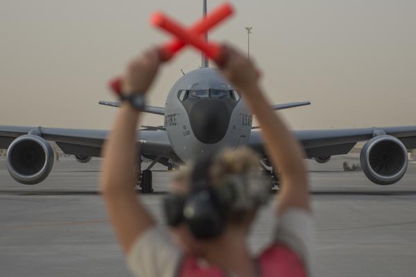 美国将停止为沙特进行空中加油服务(图源:美国空军官网)
