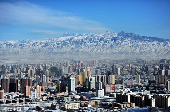 外国记者讲述真实的新疆教培中心:未见到铁丝网|新疆