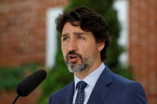 特鲁多拒绝19名加拿大前政要的联名呼吁:不放孟晚舟图片