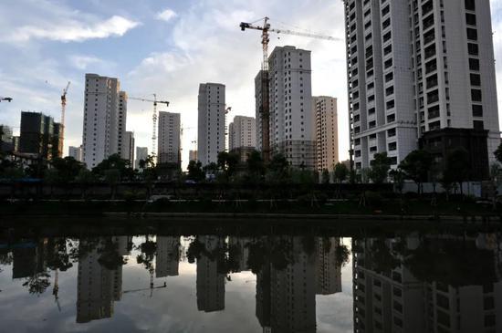 摩天登录:热的摩天登录长三角楼市被迎头浇了瓢凉图片