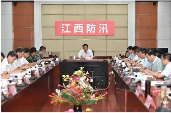 股票配资:汛前线省委书记强调战股票配资时状图片