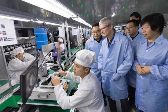 [杏悦]陆首家iPhone代工厂即将诞生杏悦震图片