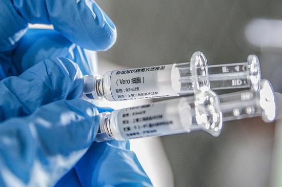 印尼总统:今年将大规模接种新冠疫苗 早期将采用中国疫苗图片