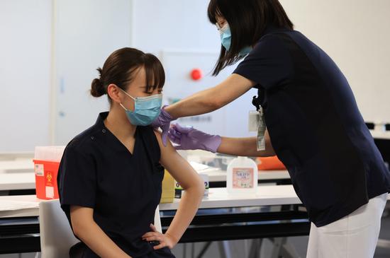 日本这地给疫苗接种者发购物券 接种一次给1000日元