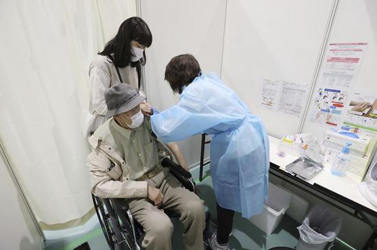 日本累计85人接种辉瑞疫苗后死亡