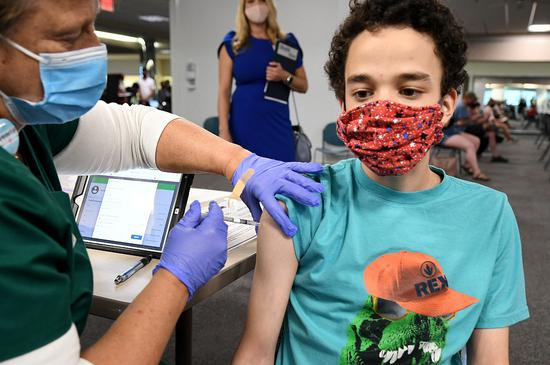 美国一夏令营暴发疫情致85人感染 大部分人未打疫苗