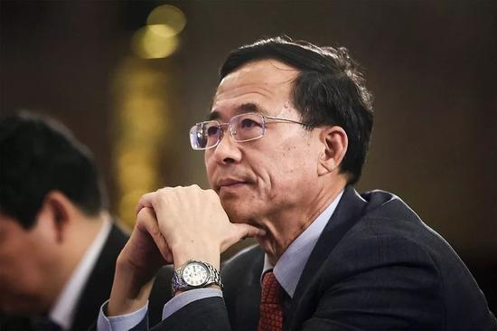 (证监会主席、党委书记刘士余。图/视觉中国)