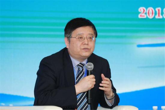 中国商飞公司预研总师、北研中心杨志刚总设计师杨志刚。