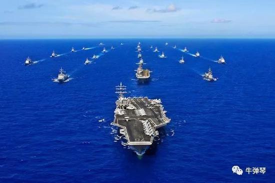 美国突然以这个理由拒绝中国参加环太军演