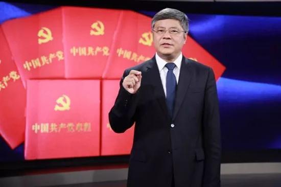 谢春涛 来源:中纪委国家监委网站
