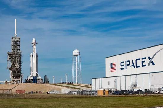 ▲美国SpaceX公司