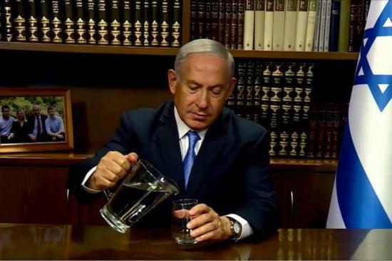 以色列总理内塔尼亚胡(图片来源:《以色列时报》)