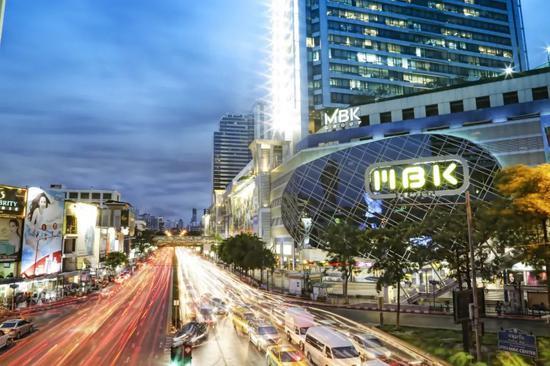 ▲泰国曼谷(图片来源:摄图网)