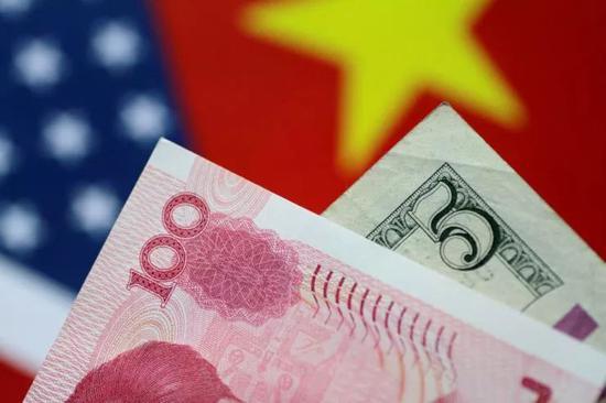 ▲人民币将成为中美之间的新矛盾?(路透社)
